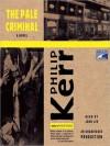 The Pale Criminal - Philip Kerr, John Lee