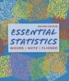 Essentials of Statistics, Crunch It/EESEE Access Card & StatsPortal Access Card - David Moore