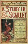 A Study in Scarlet (1st Edition) - Arthur Conan Doyle