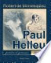 Paul Helleu, peintre et graveur. Partie 1 - Robert de Montesquiou