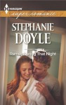 Remembering That Night (Harlequin Superromance) - Stephanie Doyle