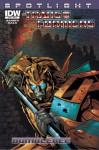Transformers: Spotlight - Bumblebee - John Barber, David Daza, Livio Ramondelli