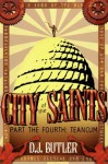 Teancum (City of the Saints) - D.J. Butler, Nathan Shumate