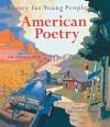 Poetry for Young People: American Poetry - John Hollander, John Hollander