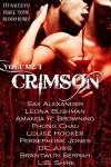 Crimson - Leona Bushman, Sax Alexander, Amanda Browning, Phong Chau, Louise Hooker, Persephone Jones, D.C. Juris, Brantwijn Serrah, L.B. Shire
