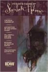Curious Cases of Sherlock Holmes - Gary Reed, Steven Philip Jones, Aldin Baroza, Seppo Makinen, Wayne Reid, Michael Zigerlig