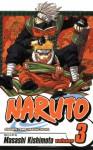 Naruto, Vol. 3: Bridge of Courage - Masashi Kishimoto