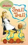 Snail Trail (I Love Reading Phonics Level 3) - Sally Grindley, Abigail Steel