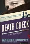 Death Check - Warren Murphy, Richard Ben Sapir