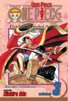 One Piece Volume 3: V. 3 (Manga) - Eiichiro Oda