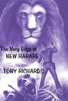 The Very Edge of New Harare (The Future Africa Mysteries) - Tony Richards