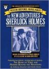 The Book of Tobit/Murder Beyond the Mountains (Sherlock Holmes 19) - Anthony Boucher, Denis Green, Basil Rathbone