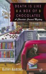 Death Is Like a Box of Chocolates - Kathy Aarons