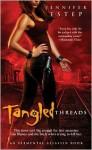 Tangled Threads (Elemental Assassin #4) - Jennifer Estep