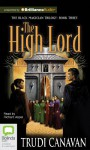 The High Lord - Trudi Canavan, Richard Aspel