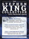 Stephen King Value Collection: Lawnmower Man, Gray Matter, and Graveyard Shift - John Glover, Stephen King