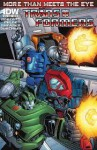 The Transformers IDW More Than Meets The Eye (Vol.18) - James Roberts
