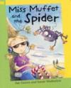 Miss Muffet And The Spider - Sue Graves, Sarah Warburton