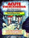 Acute Paranoia (Paranoia RPG) - Greg Costikyan, Ken Rolston