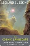 Cosmic Landscape - Leonard Susskind