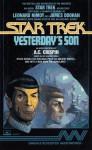 STAR TREK YESTERDAY'S SON (Star Trek: The Original Series) - A.C. Crispin