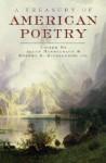 A Treasury of American Poetry - Allen Mandelbaum, Robert D. Richardson