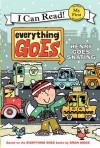 Everything Goes: Henry Goes Skating - Brian Biggs, Simon Abbott