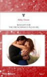 Mills & Boon : Bought For The Frenchman's Pleasure (Mistress to a Millionaire) - Abby Green