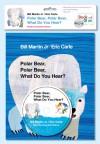 Polar Bear, Polar Bear, What Do You Hear? book + CD set (World of Eric Carle) - Bill Martin Jr., Eric Carle
