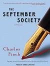 The September Society - Charles Finch, James Langton