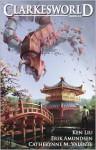 Clarkesworld Magazine Issue 61 - Ken Liu, Erik Amundsen, Catherynne M. Valente, Neil Clarke, Cheryl Morgan