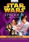 Star Wars - Episode IV: 4 (German Edition) - George Lucas, Tony Westermayr