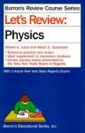 Barron's Regents Power Pack: Physics : Barron's Regents Exams and Answers : Let's Review Book - Barron's Educational Series, Albert S. Tarendash