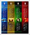 A Song of Ice and Fire 4-copy bundle (A Song of Ice and Fire, #1-4) - George R.R. Martin
