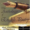 The Anthology Of English Poetry - Various, Claire Bloom, Cecil Day-Lewis, John Donne, William Wordsworth, Eric Portman, John Neville, William Shakespeare