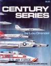 Century Series in Color (F-100 Super Sabre; F-101 Voodoo; F-102 Delta Dagger; F-104 Starfighter; F-105 Thunderchief; F-106 Delta Dart) - Fighting Colors series - Lou Drendel