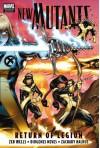 New Mutants, Vol. 1: Return of Legion - Zeb Wells, Diogenes Neves