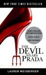 The Devil Wears Prada - Lauren Weisberger, Jane Rollason
