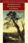The Romance of the Forest - Ann Radcliffe, Chloe Chard