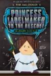 Princess Labelmaker to the Rescue: An Origami Yoda Book - Tom Angleberger