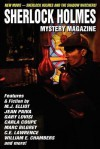 Sherlock Holmes Mystery Magazine #6 - Marvin Kaye, Steve Hagood, C.E. Lawrence, Carla Coupe, Gary Lovisi, Len Moffatt, Lenny Picker, M.J. Elliott, William E. Chambers, Jean Paiva, Marc Bilgrey, Mike Allen