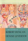 The Letters of Robert Duncan and Denise Levertov - Robert J. Bertholf, Albert Gelpi
