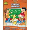 Cursive Writing 3-4 Workbook - School Zone Publishing Company