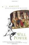 Will Power - A.J. Hartley