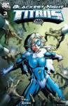 Blackest Night: Titans #3 - J.T. Krul, Ed Benes