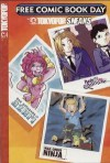 Tokyopop Sneaks 2006 (Free Comic Book Day) - Tokyopop, Alex de Campi, Federica Manfredi, Joshua Elder, Erich Owen, Erica Reis