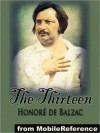 The Thirteen - Honoré de Balzac