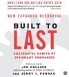 Built to Last (Audio) - Jim Collins, Jerry I. Porras
