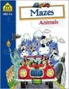 Pathways to Fun Animal Mazes: Preschool/Kindergarten - School Zone Publishing Company, Julie Orr