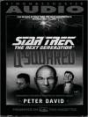 Star Trek Next Generation: Q-Squared (Audio) - Peter David, John de Lancie